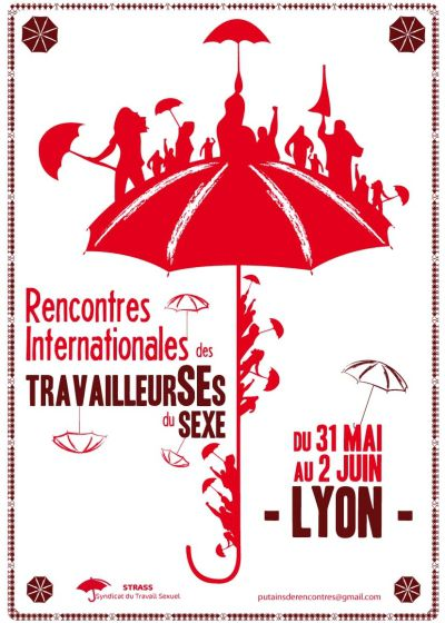 Lyon international meetings of sex workers 2015